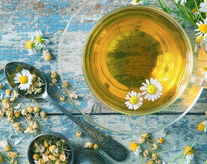Herbal Hair Tea