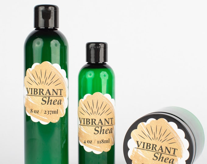 Hydrating Herbal Shampoo & Leave In