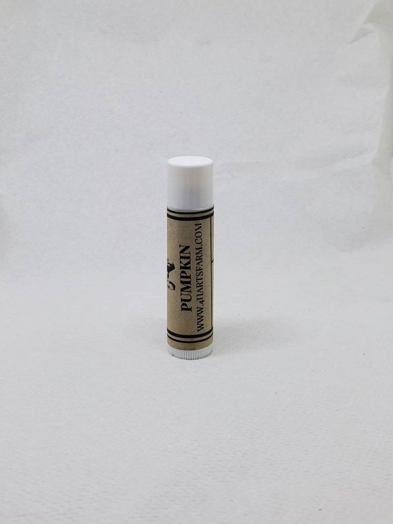 Pumpkin Goats Milk Lip Balm