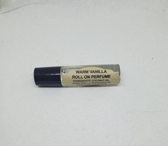 Warm Vanilla Roll on Perfume