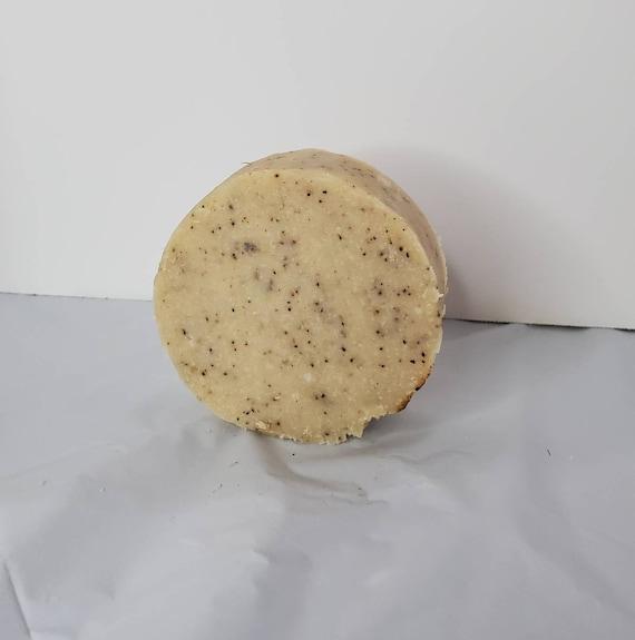 Anise Fisherman Goats Milk scrub Soap