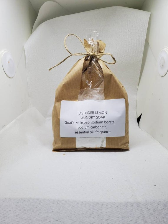 Goats Milk Laundry Soap