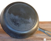 Unmarked BSR, 8, 10 5 8 quot Cast Iron Skillet
