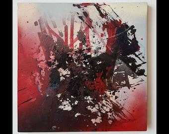 Insipid - Abstract Painting Art Original