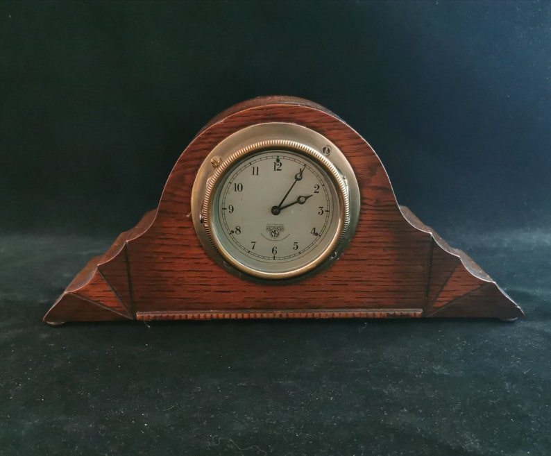 horloge automatique vintage par Smiths of England, Cricklewood Works, années 1930