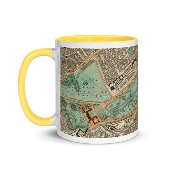 Buckingham Palace Parliament Mug Unique 330ml 11oz Mug Etsy