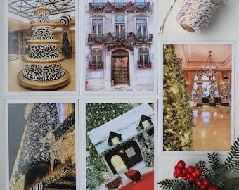 My Lilobridge Christmas Cards (LISBON) - Pack of 5