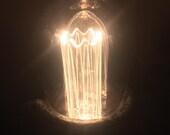 Vintage flame thrower Floor lamp