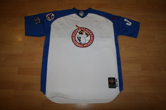 negro league baseball museum vintage jersey