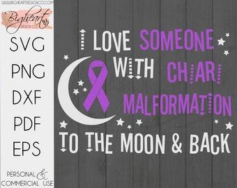 Chiari Malformation Awareness Pillow