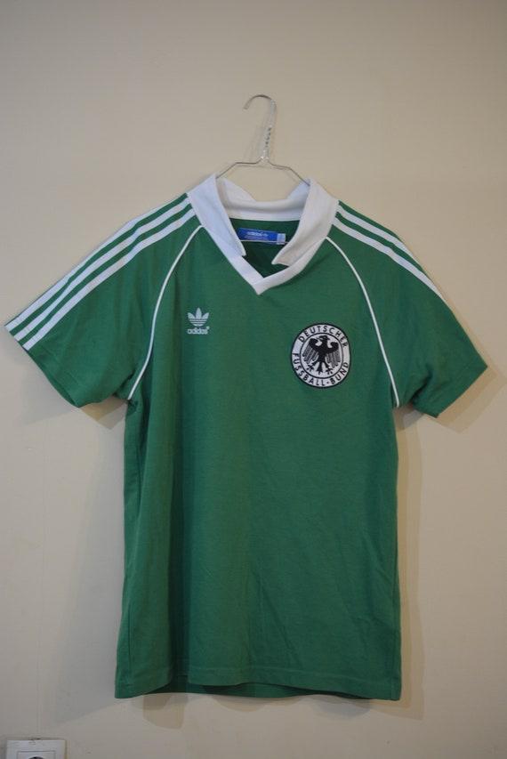 Adidas Originals Germany Jersey Number 5 Franz Beckenbauer   Etsy