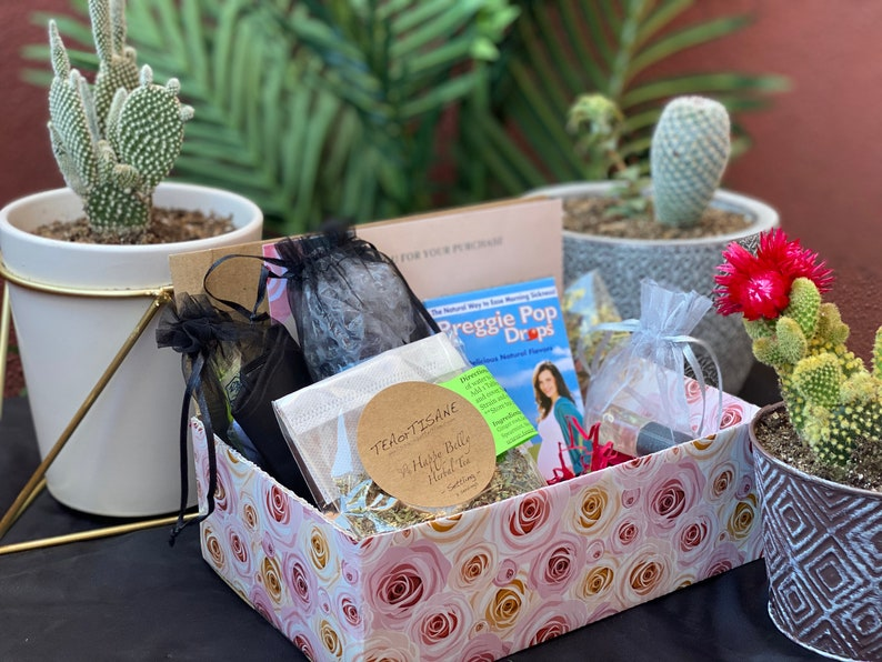 Pregnancy Care Package for Relaxation and Morning Sickness image 1