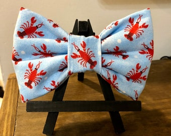 Dog Bow Tie Cat Bow Tie-Central Perk Inspired by Friends Pet Bow Tie  For Your Dog or Cat