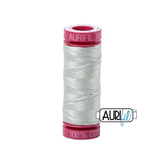 - 12wt 6722 Aurifil Thread Small Spool Crimini