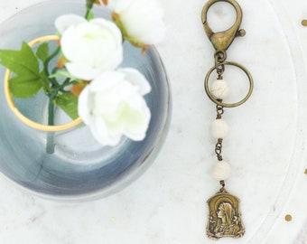 Key Chain Zipper Pull