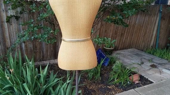 Lauren Ralph Lauren Gold Leather Belt - image 10