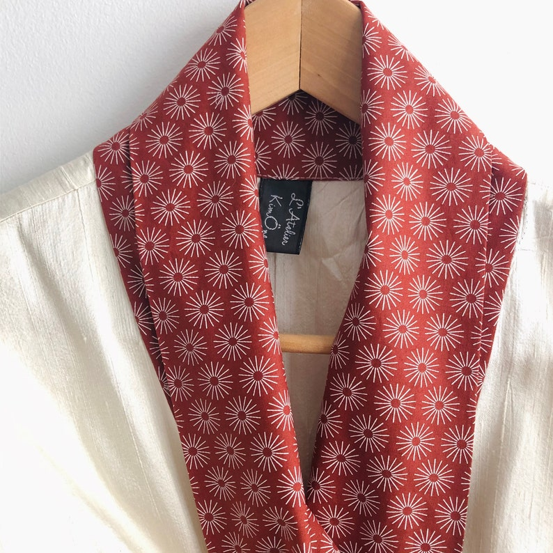 SOLD  Available in PRE-COMMANDE  Kimono Silk image 0