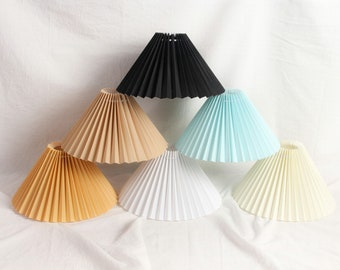 Pleated Lampshade