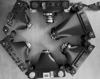 Kraken 612 camera (for your lens)
