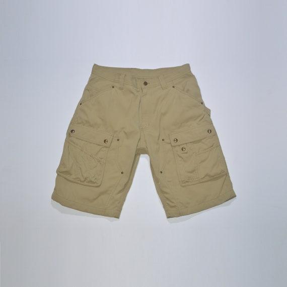 Vintage Carhartt Cargo Multipocket Shorts / Rare V