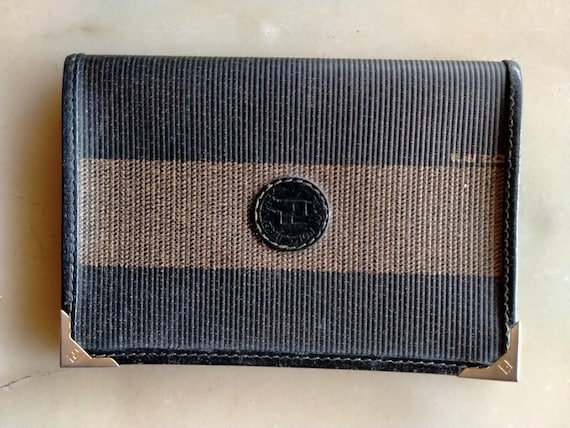Fendi vintage bag suit, document holder and makeu… - image 5