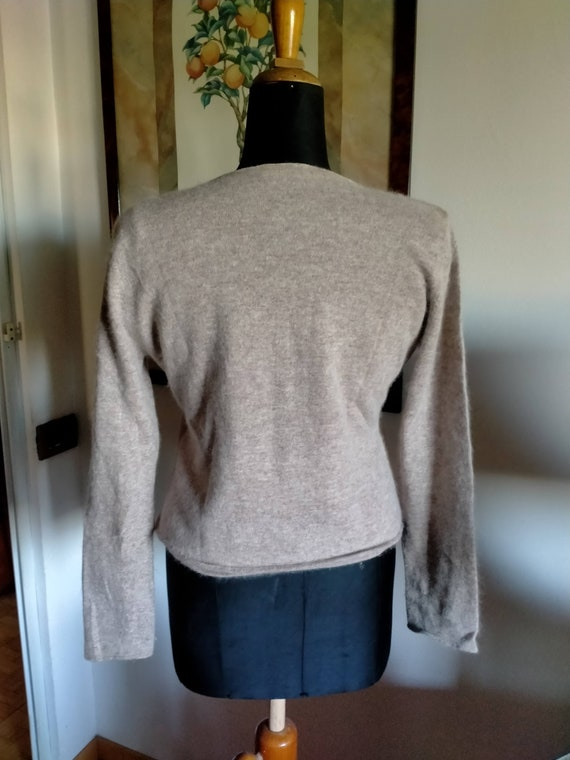 Vintage Moschino suit, cardigan and half-sleeved … - image 4