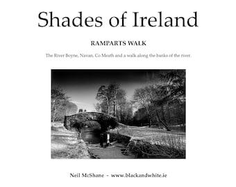 Shades of Ireland  -  Ramparts Walk  - Zine