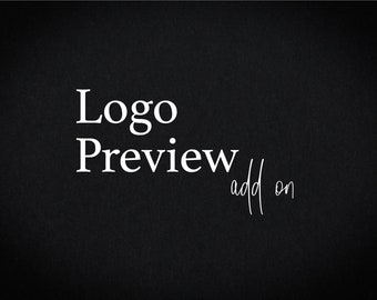 Logo Preview | Add On