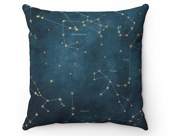 Zodiac Pillowcase Etsy