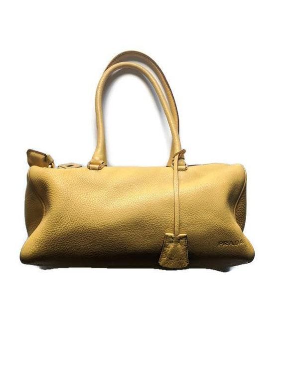 Vintage Prada Purse • Authentic Vintage Prada Bag