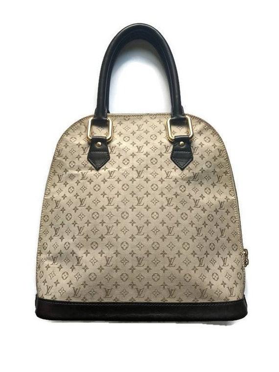 Louis Vuitton Alma Haut Tote • Authentic Louis Vui
