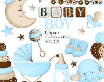 Baby Boy clipart - Child, Boy, transparent clip art