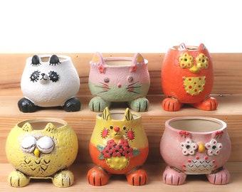 Indoor Planters-ceramics flowerpot, Plant pots,planter gift,Furniture decoration,indoor flowerpot,family flowerpots