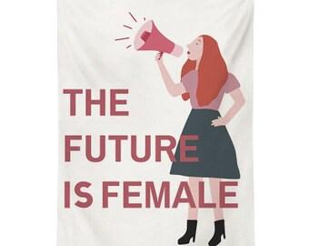 Slogan Tapestry Etsy