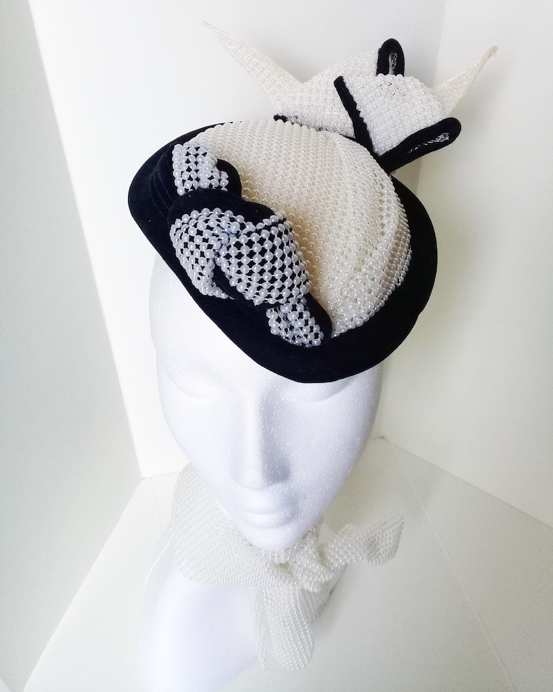 Grace Elegant handmade  pearl percher