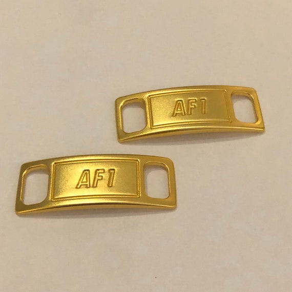 air force 1 metal tag