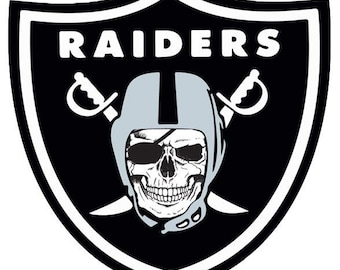 Raiders Cricut File Etsy