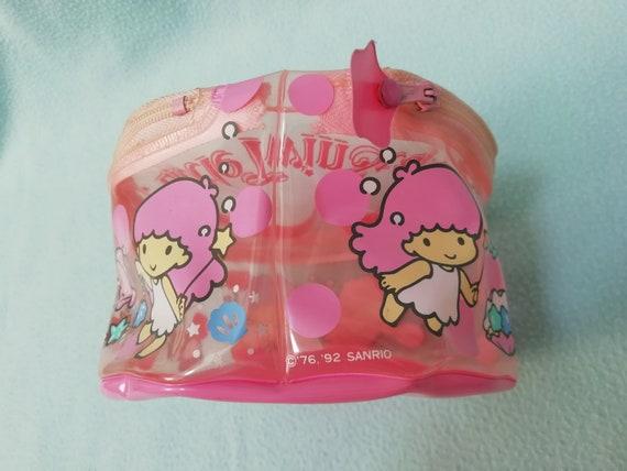 Vintage 1992 Sanrio Little Twin Stars Vinyl Small… - image 3
