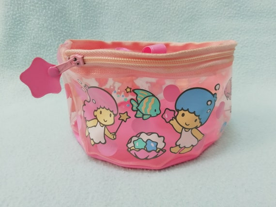 Vintage 1992 Sanrio Little Twin Stars Vinyl Small
