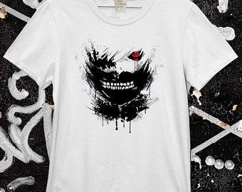 Tokyo Ghoul Japanese Manga Cool Gift Retro T Shirt 2338
