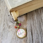 Bible Bookmark With Multiple Ribbons, Holds Multiple Pages at One Time