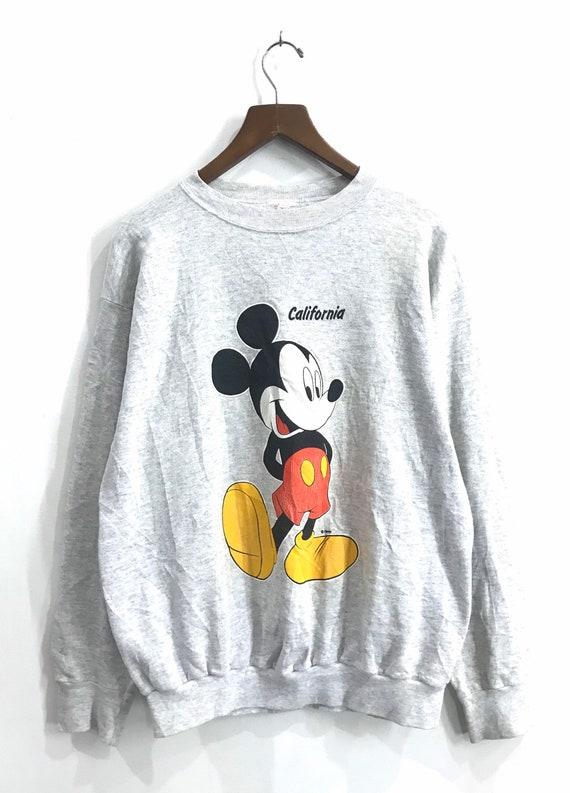 Vintage mickey mouse sweatshirt jumper vintage 90s