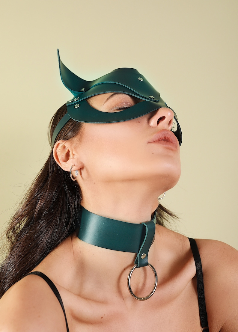 Bdsm-gear for women submissive collar Submissive collar O