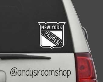 Ny Mets Red Sports Teams Automotive Decal//Bumper Sticker