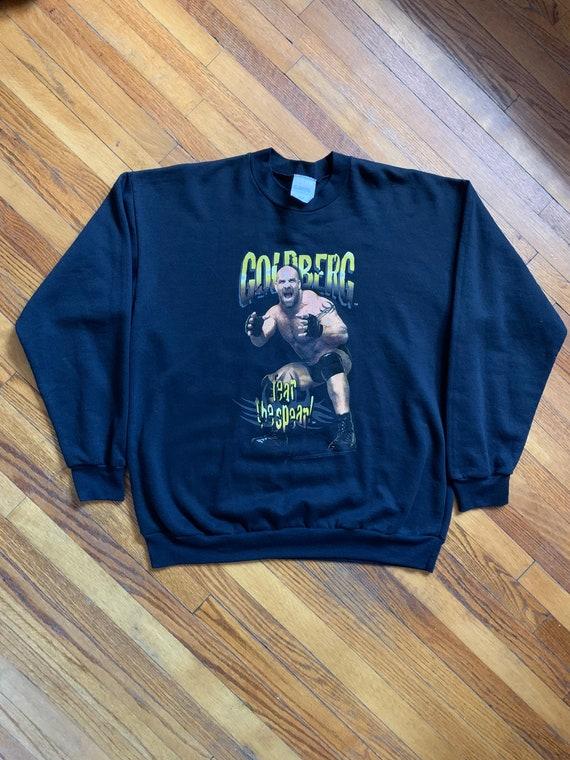 1999 WCW Goldberg Crewneck Sweater