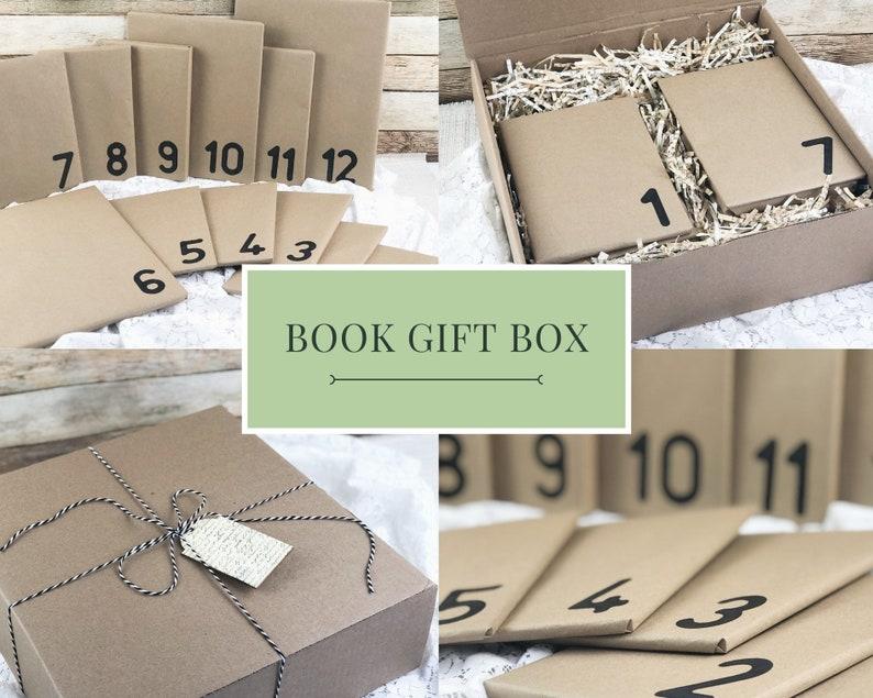 Book Gift Box / Set of 12 Children's Books / Books for image 0