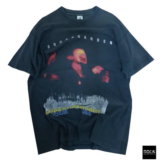 Soundgarden T-Shirt Tour 1994 [Ultra Rare]