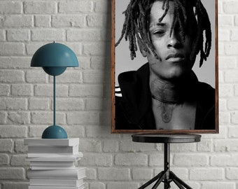 "Rapper Rap HIPHOP Singer USA Star 24/""x42/"" Poster 026 Travis Scott"