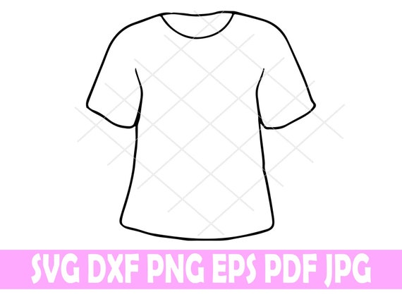 Shirt Outline Svg T Shirt Outline Svg Shirt Outline Png Etsy Browse our tshirt outline images, graphics, and designs from +79.322 free vectors graphics. etsy