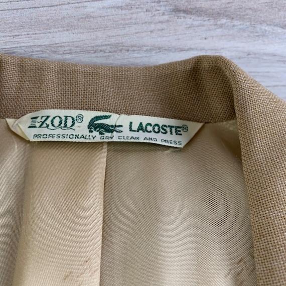 Lacoste Vintage Men's Blazer